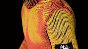 Nowoczesna bluza z funkcją zmiany koloru