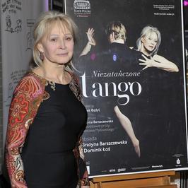 Grażyna Barszczewska świętuje jubileusz na scenie. Wciąż wygląda młodo!
