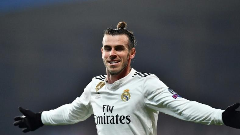 Gareth Bale scored against Viktoria Plzen in the Champions League on Wednesday