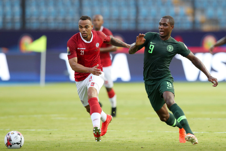 Odion Ighalo was well-contained against Madagascar (CAF)