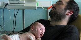 Rozpacz ojca: Przez tego wirusa mój synek umierał dzień po dniu!