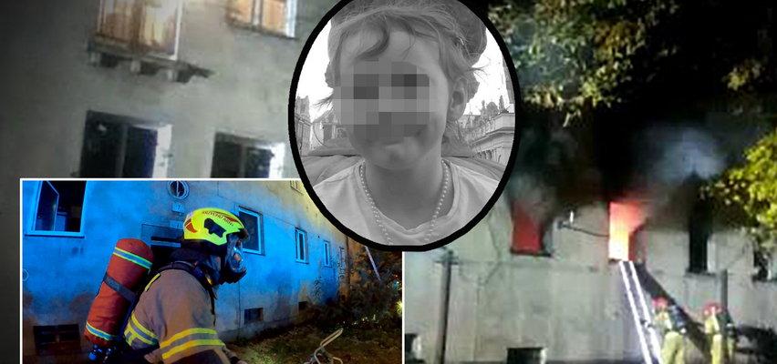 Karinka nie zdołała uciec z płomieni. Tragiczny pożar w Poznaniu [NOWE FAKTY]