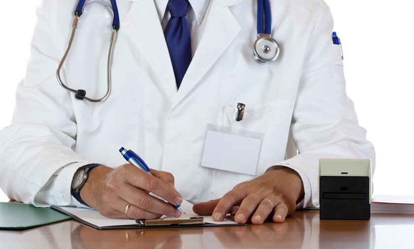 Pijany lekarz w Jaworznie przyjmował pacjentów