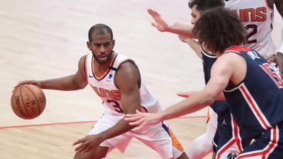 Play-off NBA: Suns o krok od finału Konferencji Zachodniej