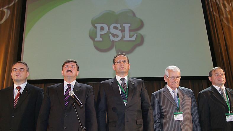 PSL idzie na wojnę z... Platformą