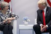 Donald Tramp, Tereza Mej