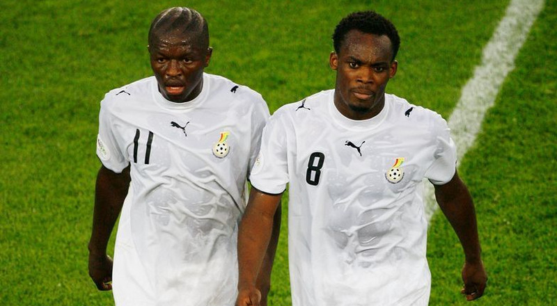 Are you a Michael Essien  or Sulley Muntari fan?