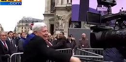Dziennikarka zaatakowana podczas kręcenia materiału!