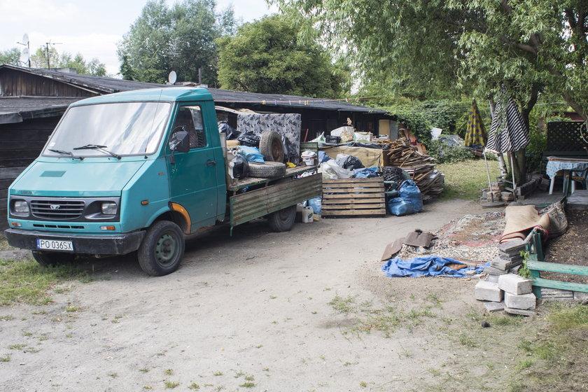 Śmieci na Opolskiej