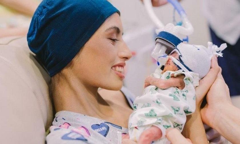 Australia: Chora na białaczkę odwlekała leczenie. Chciała ratować dziecko