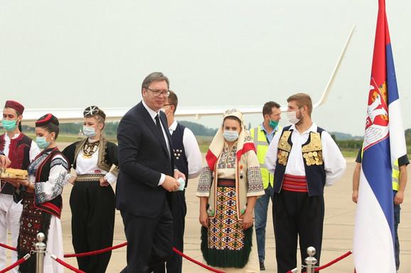 Aleksandar Vučić u Banjaluci