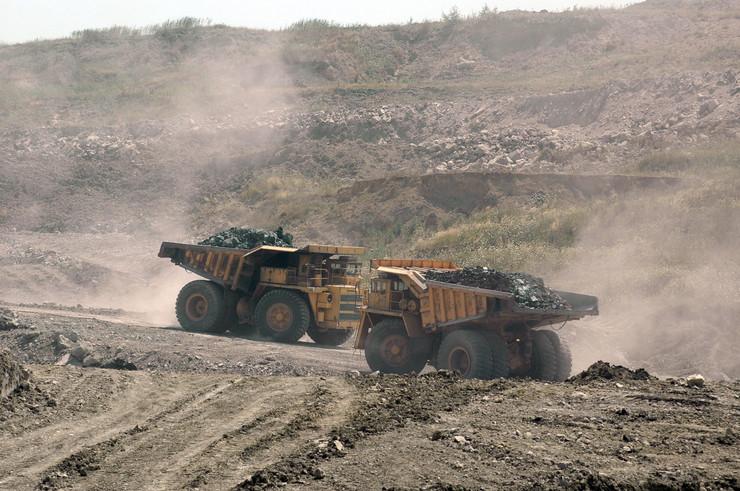 nova oprema rudnik uglja ugljevik