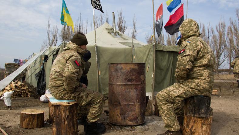 Ukraiński rząd uważa, że sytuacja w Donbasie jest potwierdzeniem agresywnych planów Rosji względem Kijowa