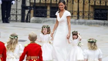 4e1d483101 Suknia Pippy ładniejsza od sukni Kate