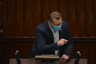 Głosowanie nad wnioskiem o wotum nieufności wobec Czarnka. Szef MEiN zostaje