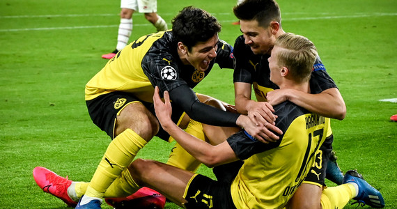 Liga Mistrzów. Borussia - PSG: koncert Erlinga Hallanda! Wynik i ...