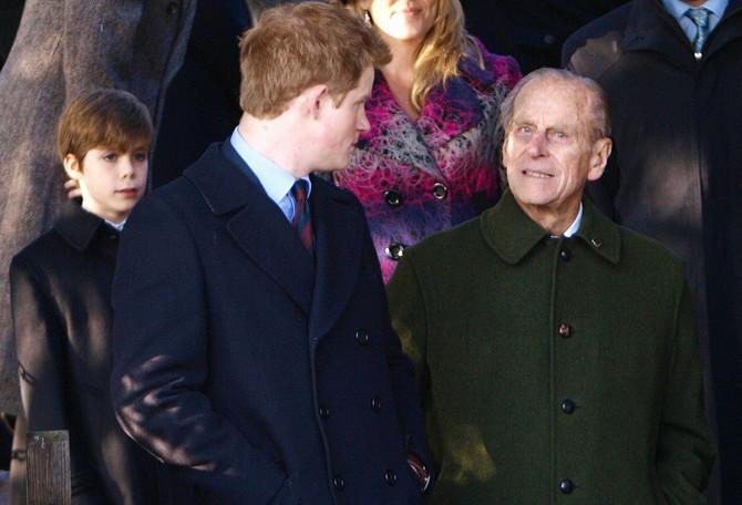 Vojvoda od Saseksa i vojvoda od Edinburga