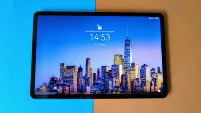 Huawei MatePad 11 im Test: Schnelles Tablet mit HarmonyOS und 120 Hz-Display