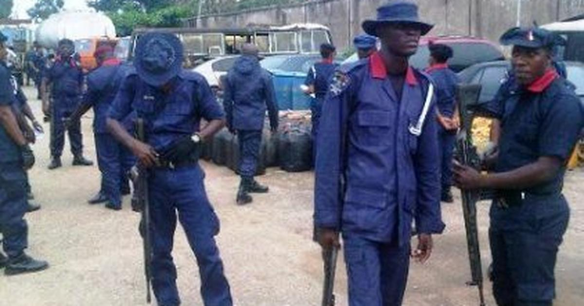 Lagos NSCDC gets new commandant - Pulse Nigeria