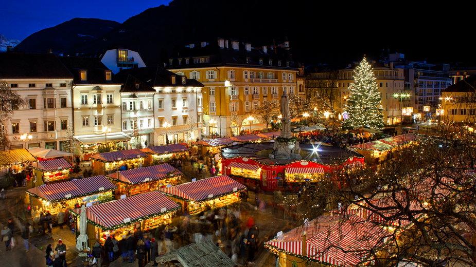 Jarmark bożonarodzeniowy, Bolzano