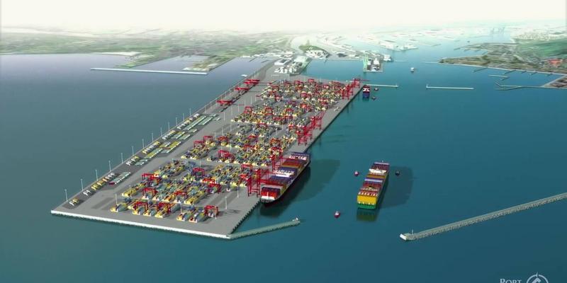 W Gdyni powstanie port zewnętrzny? Śmiała idea znalazła uznanie ministerstwa