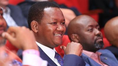 Alfred Mutua explains why City of Machakos project never materialized