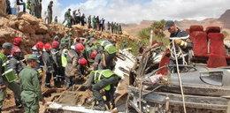 Woda wywróciła autobus w Maroko. Zginęło 17 osób