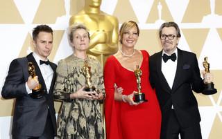 Oscary 2018: 'Kształt wody' z Oscarem za najlepszy film. 'Twój Vincent' bez statuetki