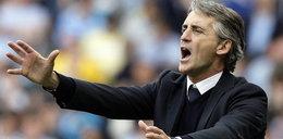 Mancini rzuci Manchester City!