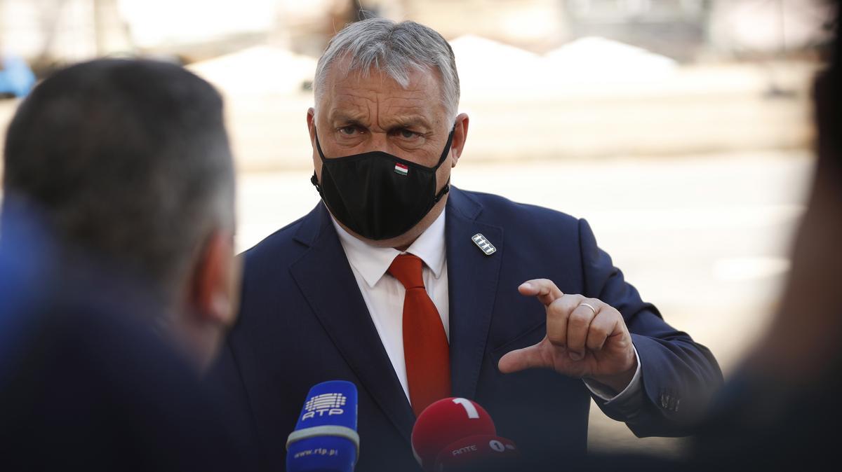 Orbán Viktor: Európa biztonsága az emberek beoltottságától függ