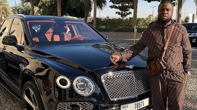 Hushpuppi, Lagos big boy, shares motivational message with his followers