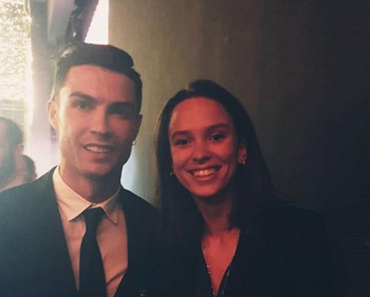 Kristijano Ronaldo i Hrvatica