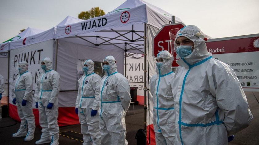 Tysiące żołnierzy w polskich szpitalach. Minister zdradza szczegóły