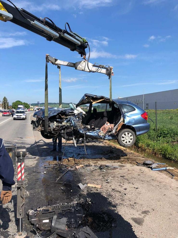 Saobraćajna nesreća, Esad Fejzović