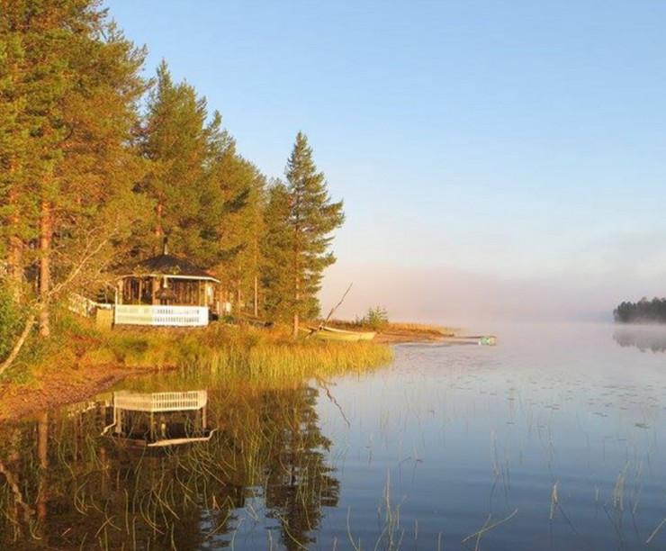 Jezero Hossa.fi