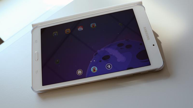 Samsung Galaxy Tab A - bezpieczna furtka na wirtualny plac zabaw