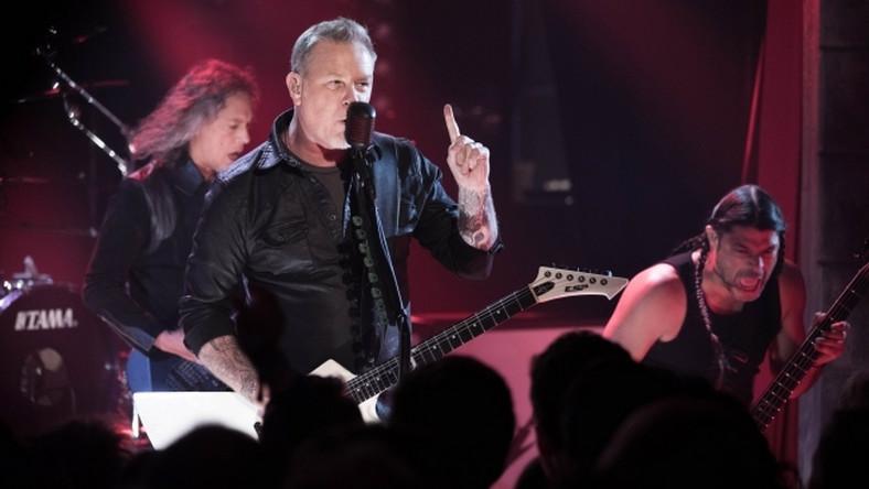 """Metallica 18 lsitopada wydaje nową płytę """"Hardwired...To Self-Destruct"""""""