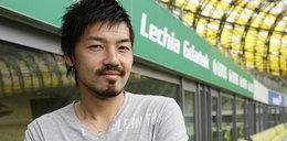 Daisuke Matsui - we Francji Ljuboja nie chodził po barach