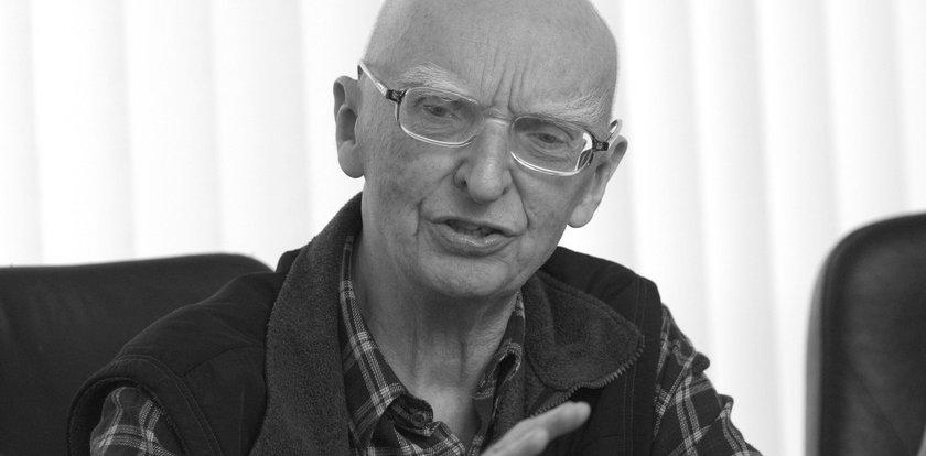 Zmarł prof. Wolniewicz. Tak budził emocje i spory