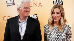 """Richard Gere i Alejandra Silva na premierze filmu """"La Cena"""""""