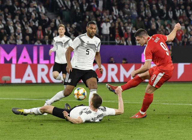 Luka Jović je izluđivao Nemce