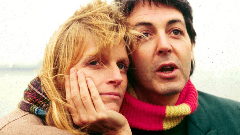 Paul i Linda McCartney w 1980 roku