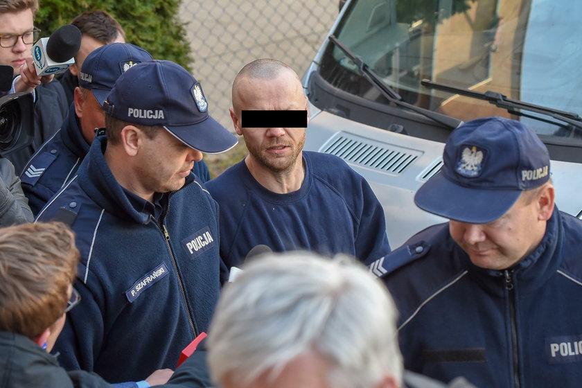 Sprawca zamachu na byłego prezydenta Siedlec: Ma firmę na cmentarzu