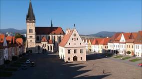 Turystyczna Jazda - Miasto Bardejów