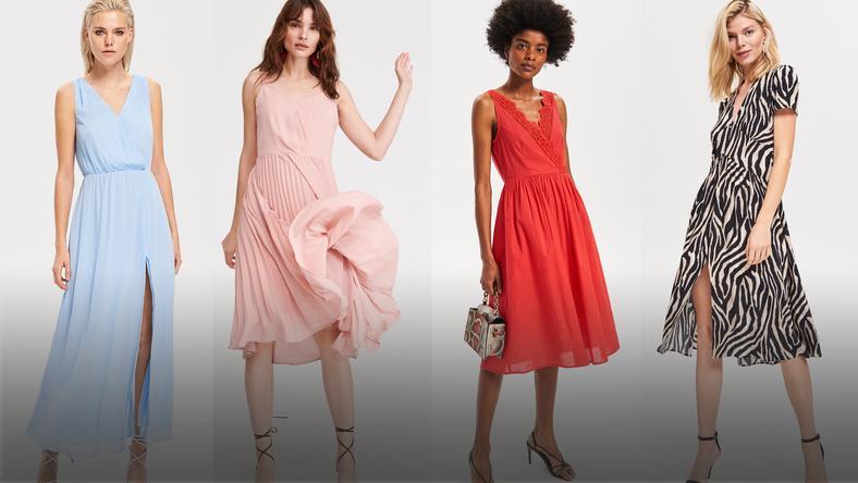 b52e2fd37861e0 Modne i niedrogie sukienki, które pomogą ci przetrwać upały - Moda