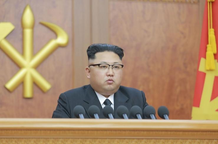 Kim Džong Un Reuters