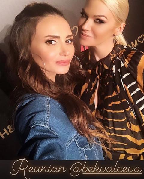 Emina Jahović i Nataša Bekvalac snimaju zajedničku pesmu, ovo su svi detalji!