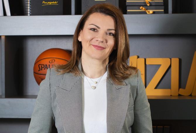 Majda Sinobad Radić, menadžer za ljudske resurse u kompaniji Balkan Bet