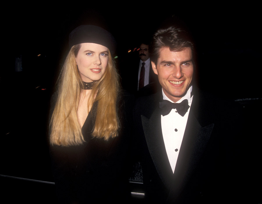 Nicole Kidman i Tom Cruise/ Barry King/WireImage