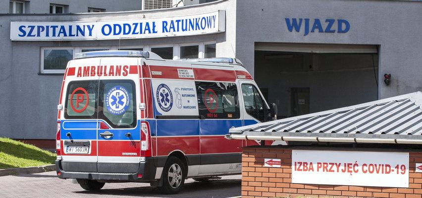 Pacjenci umierają z powodu... normy pielęgniarki na łóżko!